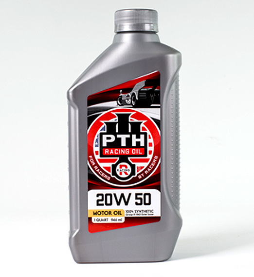 PTH Racing Oil (12 / 1-qt bottles)