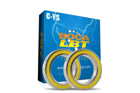 Ceramic Motorcycle Bearings: Lightning Series