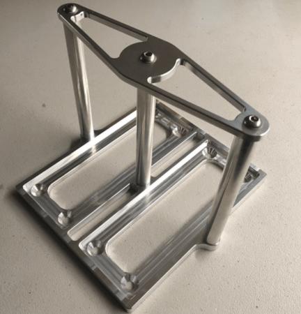 Billet Aluminum Battery Tray - Optima