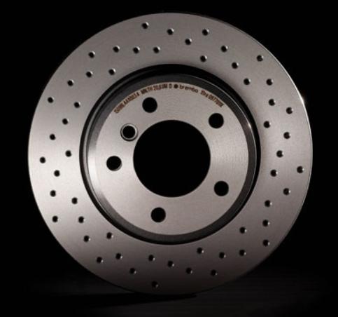 Brembo Xtra Brake Rotors