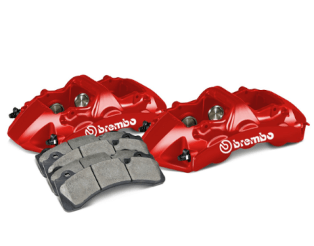 GT Series Brake Caliper Kits