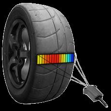 Infrared Tyre Temperature Sensor