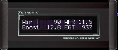 Zeitronix LCD Display