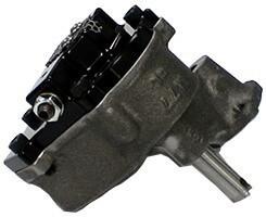 Cast Chevrolet Oil pumps with Billet Aluminum Cover
