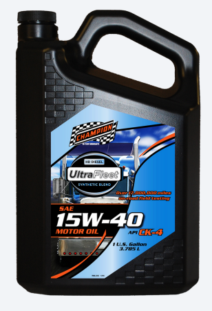 UltraFleet® Diesel Engine Oils
