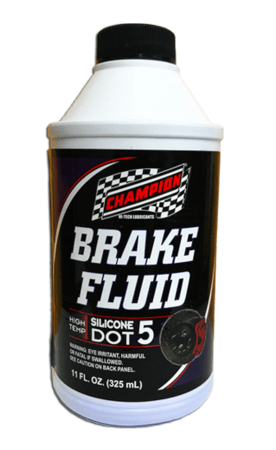 Champion DOT 5 Brake Fluid