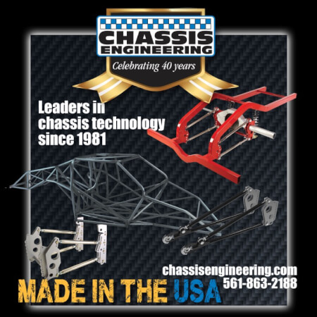 Ladder bars to full chassis kits.