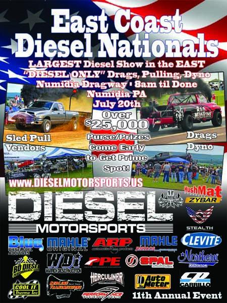 East Coast Diesel Nationals