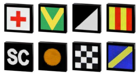 Digital Safety Flags