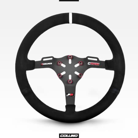 Veloce R W Steering wheel