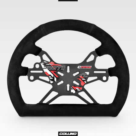 Proto TC steering wheel