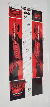 Printed Displays for Trade Shows and Showrooms