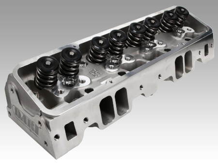 New SHP Series Heads For Small Block Chevy
