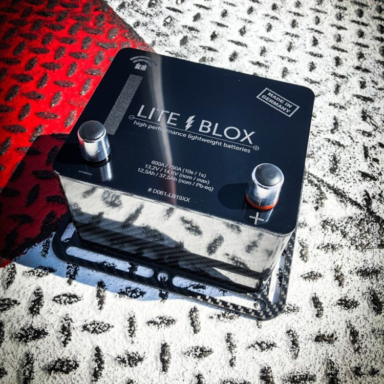 LITE↯BLOX LB28XX Battery (Performance and Motorsport)