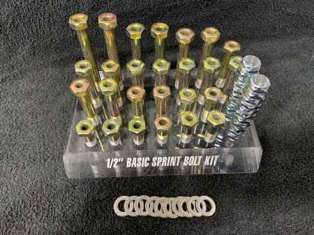 Custom Built Bolt Kits