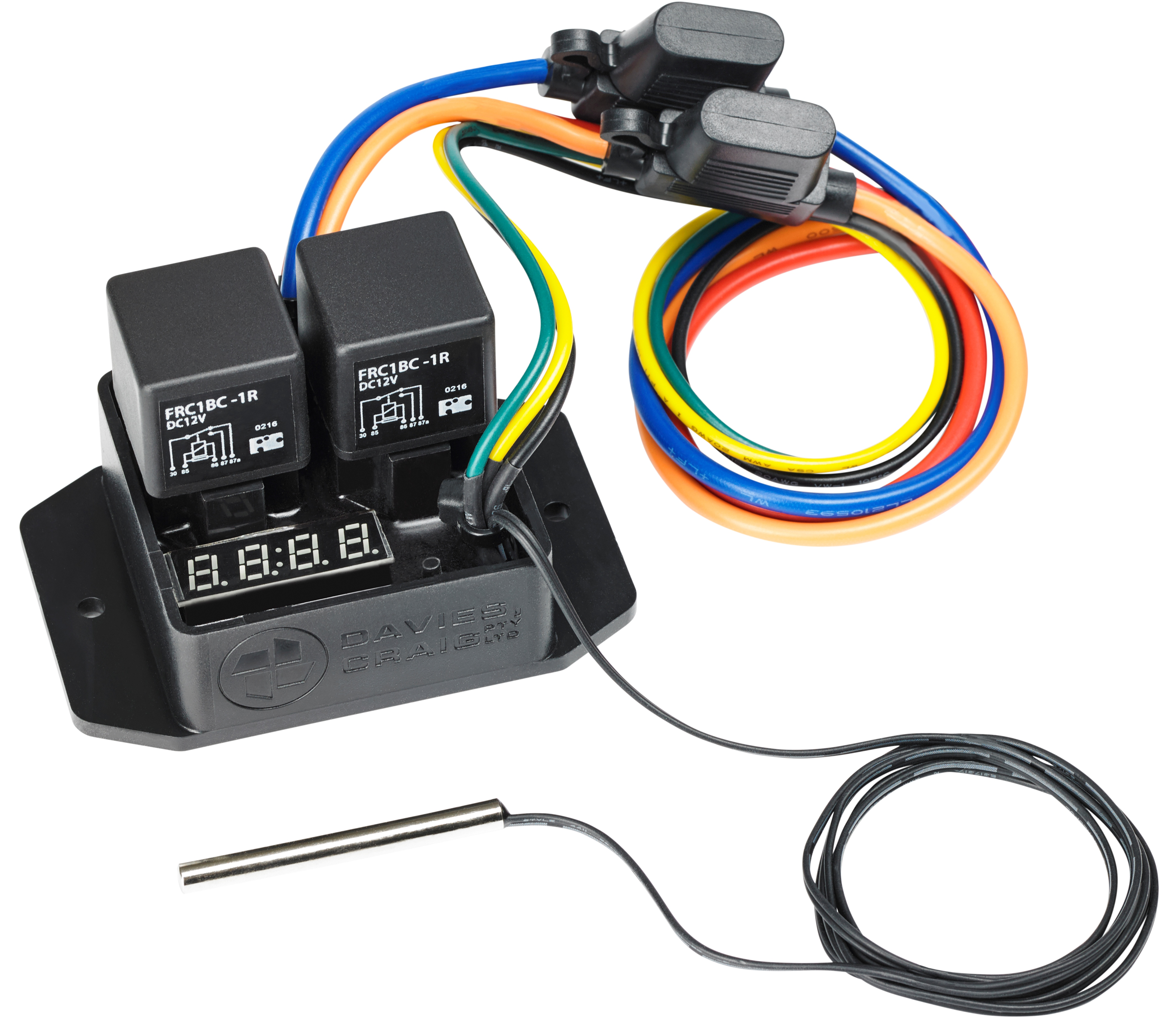 Digital Thermatic® Electric Fan Switch Kit (Part #0444)
