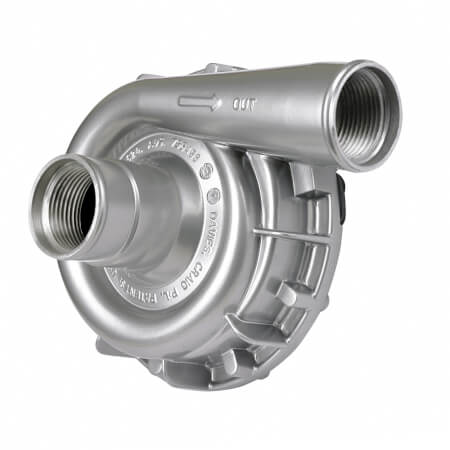 EWP115 Alloy 115LPM/30GPM Remote Electric Water Pump #8140