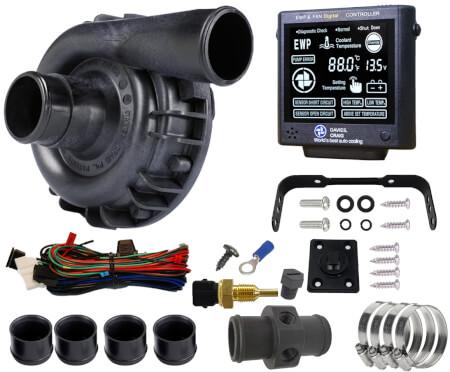 EWP115 Nylon Combo 115LPM/30GPM Remote Electric Water Pump