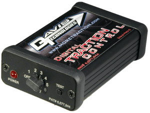 TMS-Drag-Pro-2 Self-Learning Traction Control System