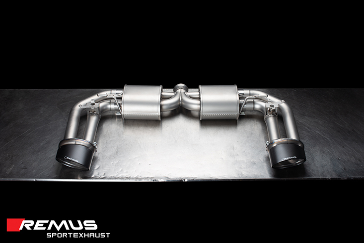 Audi RS3 Type 8V Exhaust System