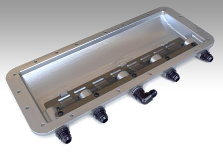 Low Profile Billet 426 Hemi Dry Sump Pan