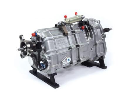 DG500 6-Speed Sequential In-Line Gearbox