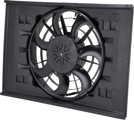 DeWitts Universal Brushless Fan Kit