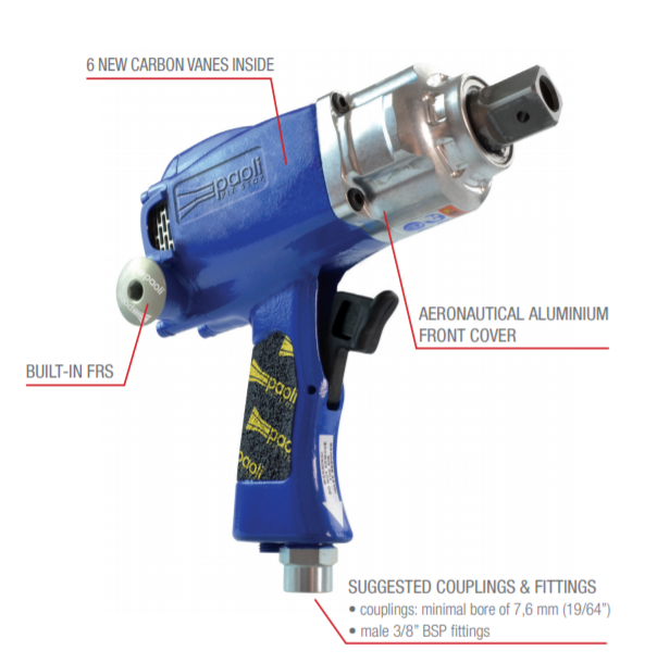 Blue Devil Impact Wrench