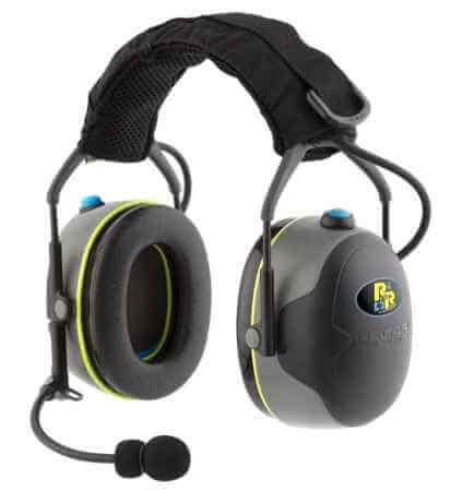Racing Radios® PEL Dual Two-Way Headset