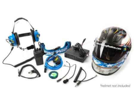 Racing Radios® Long Track Mobile System