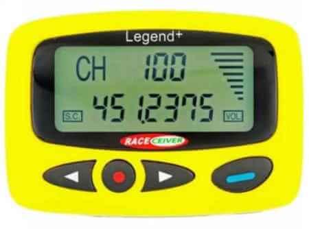 RACEceiver Legend+ Race Scanner