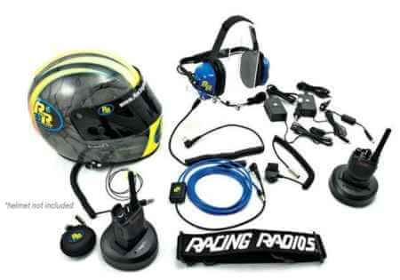 Racing Radios® Mag-One Portable System