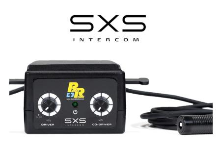 SXS 2 Person Intercom