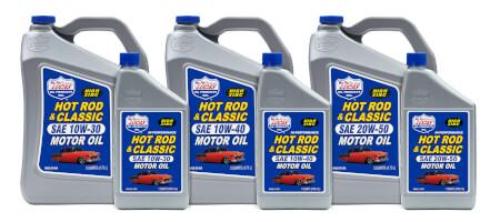 Lucas Hot Rod & Classic Car Motor Oil