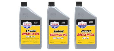 Engine Break-In Oil