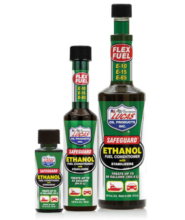 Safeguard Ethanol Fuel Conditioner With Stabilizers