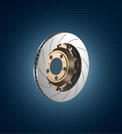 PAGID Racing Brake Discs