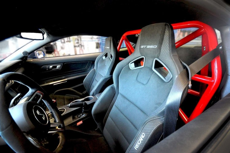CMS Roll Bar for Mustang S550, Shelby GT350/R, GT500