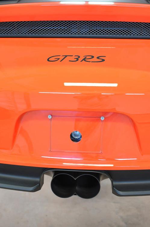 CMS Scavenge Exhaust for Porsche 991 GT3/GT3RS/911R
