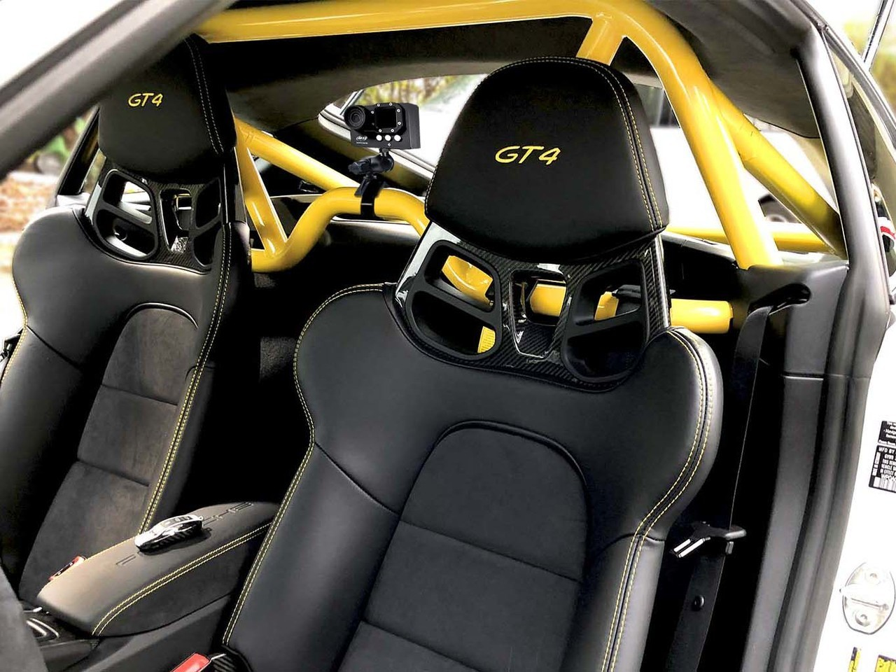 CMS Performance Roll Bar for Porsche 718 Cayman (all)
