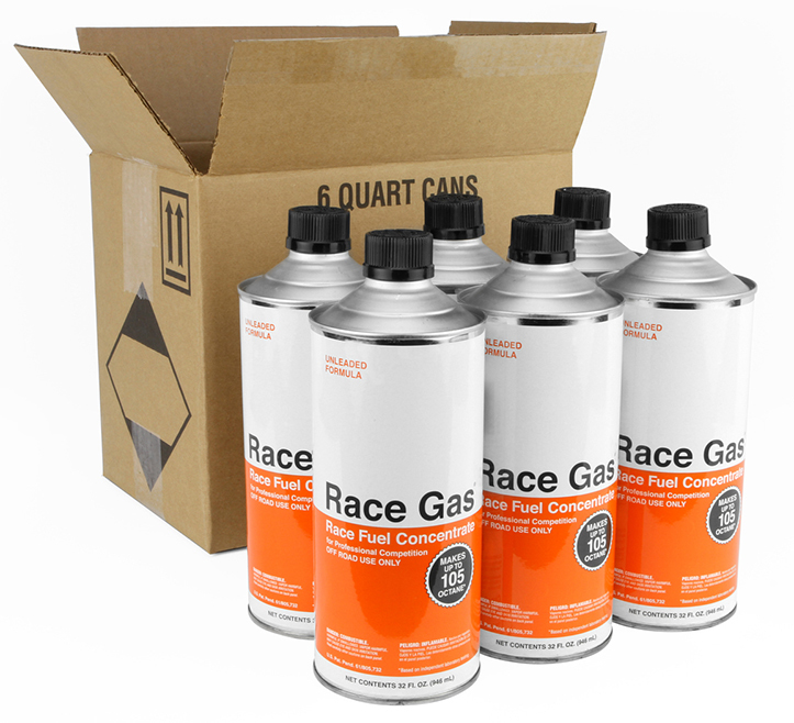 Race-Gas Six Can Case