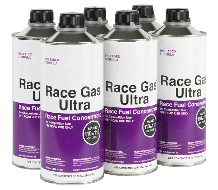 Race-Gas Ultra Six Can Case