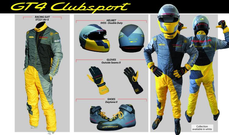 Porsche Racewear Collection