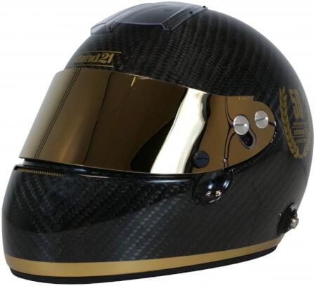 "50th Anniversary"" IVOS helmet"