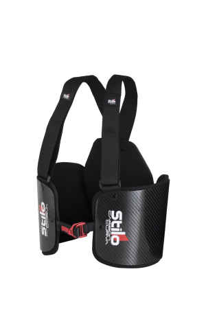 Stilo Carbon Curva Rib Protector for karting
