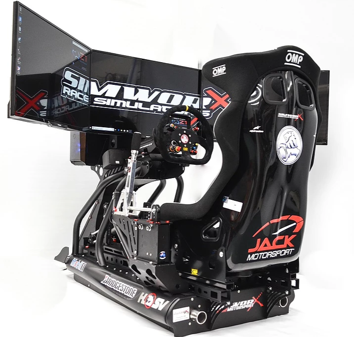 SX02Msport Simulator