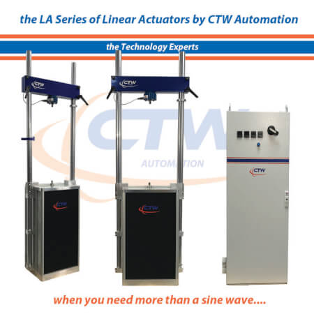Electric Linear Actuator - the LA series