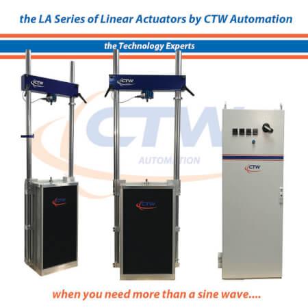 Electric Linear Actuator - the LA series