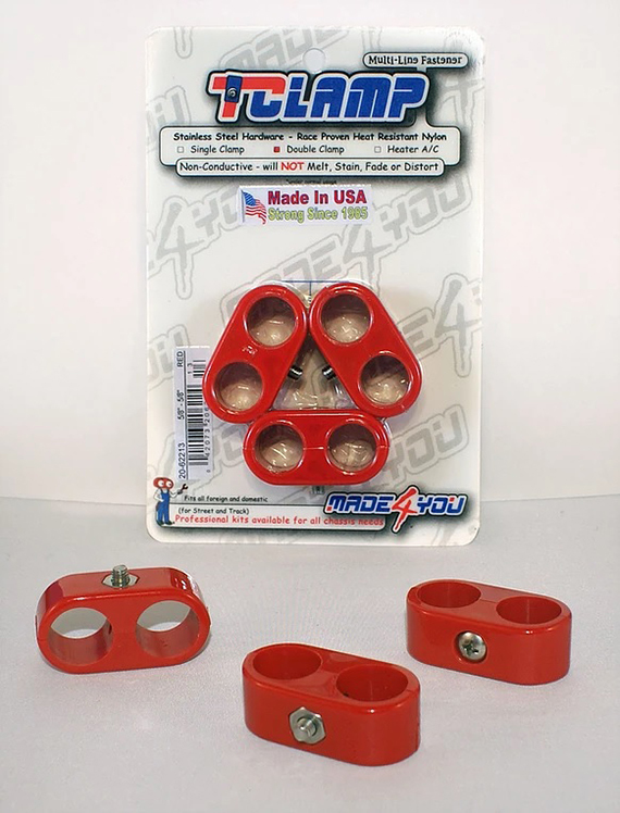 T-Clamp® (single and Double)