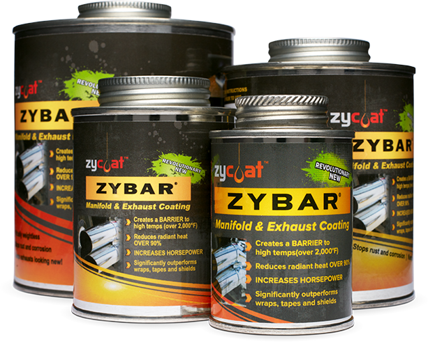 ZyBar Color Coats - Do It Yourself Thermal Coatings